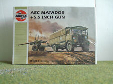 Airfix WW 2 Matador truck 1:72