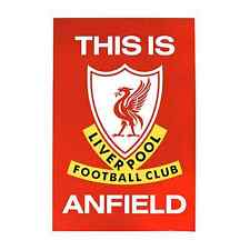 Liverpool FC  LFC This Is Anfield Poster Official