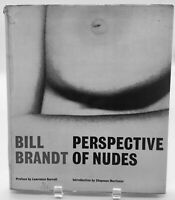 BILL BRANDT  PERSPECTIVE OF NUDES 1961 FIRST EDITION
