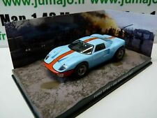 JB52H voiture 1/43 IXO 007 JAMES BOND  : FORD GT40 Gulf Die another day