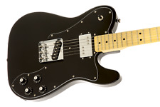 Squier Vintage Modified Telecaster Custom Maple Fingerboard Black