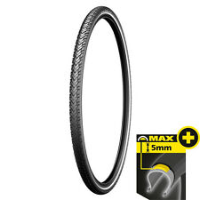 Michelin Protek Cross Max Pneumatico da bicicletta Nero/reflex 26x185