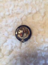 Sterling 5 Year Medical Service Pin Brining Memorial Hospital Vintage