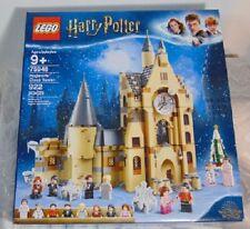 Harry Potter Lego Hogwarts Clock Tower Set 922 Pieces Wizarding World 75943 New*