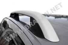 Per adattarsi 2011+ Nissan Juke Barre Portapacchi in alluminio lucido barre Rack
