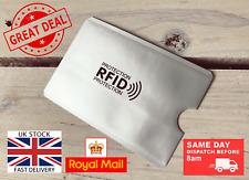 Manguito protector de portatarjetas de RFID
