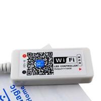 Mini Wifi LED RGB Controller DC5-28V 144W For 5050/3528/5630 LED Strip Light GA