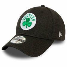 New Era 39Thirty Stretch Cap - SHADOW Boston Celtics