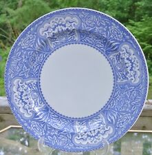 "The Spode Blue Room Collection ""Floral"" Platter, 12 3/4"" Diameter"