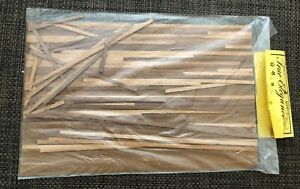 HANDLEY HOUSE HARDWOOD FLOOR FOR DOLL HOUSES NEW IN PACKAGE