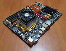 Scheda Madre ECS MCP78M-A + CPU AMD Triple Core Phenom X3 8650 + 2 GB DDR2