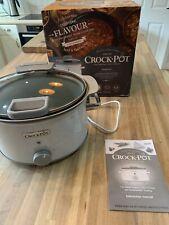 Crock pot slow cooker CSC038 Duraceramic Non Stick