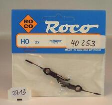 Roco H0 40253 Kurzkupplung 2 Stück OVP #2713