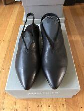 Officine Creative Womens Sauvanne Black Nero Loafers Mule Brand Size 38 $595