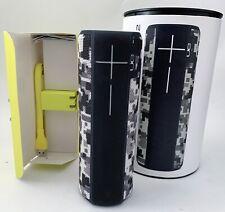 Logitech UE Ultimate Ears BOOM 2 Wireless Bluetooth Speaker - Cubic Night