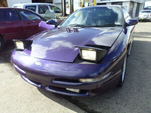 1997 Ford Probe Hatch LH Head Light S/N# V6891 BI3862