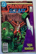 "DC Comics ""Spanner Galaxy""  No.3 February 1985"