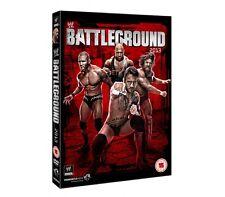 Official WWE Battleground 2013 DVD