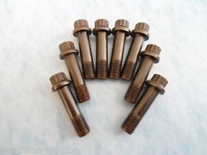 Pack of 8 OMC .284 Diameter 1.125 Long Rod Bolts
