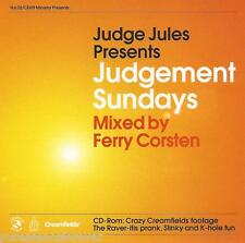 V/A - Judge Jules: Judgement Sundays (UK 13 Tk CD Album) (Ministry Magazine)