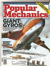 Popular Mechanics - June 2004 - Giant Gyrocopters - Hubble telescope - Sea Doo