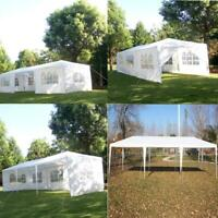 10'x30'Party Wedding Tent Outdoor Canopy Heavy Duty Gazebo Pavilion Cater Event