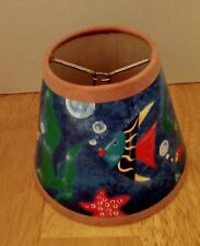 Sea Life Lamp Shade
