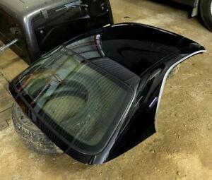 BMW E46 Hardtop - Black