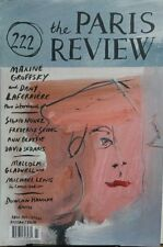 The Paris Review Fall 2017 Maxine Groffsky Dany & Laferriere FREE SHIPPING sb