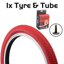 "Vandorm DRIFTER R2R 20"" x 2.00"" BMX Colour Ramp Bike Tyres & Tubes"