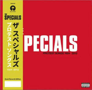 The Specials - Protest Songs ***Sold Out Yellow Vinyl Assai Version***