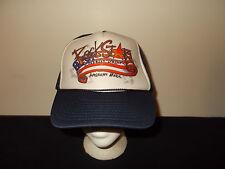 Rockstar Energy Drink American Made rope USA trucker mesh snapback hat sku34