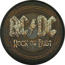 "AC/DC AUFNÄHER / PATCH # 57 ""ROCK OR BUST"""