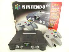 Pack Console NINTENDO 64 N64 version PAL en boite avec notice