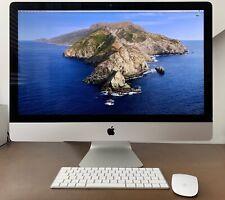 Apple iMac Retina 5k 27in 4.2GHz Core i7 (mid 2017) 64GB RAM 2TB Fusion HD Boxed