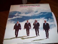 THE STATLER BROTHERS-HOW GREAT THOU ART-LP-VG+-HARMONY/COLUMBIA