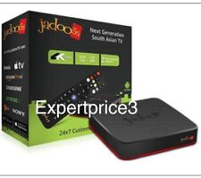 Jadoo 5S Android Box Indian,Pakistani,Afgani,Persian,JadooTV 2 Year Warranty