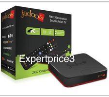 Jadoo 5S Android Box Indian,Pakistani,Afgani,Persian,JadooTV 2 Year Warranty