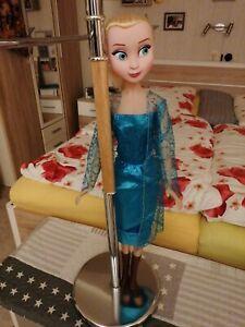 Elsa Puppe 77cm Höhe. Neuwertig