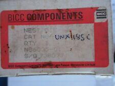 Hydraulic Crimper die Cembre BICC Burndy UNX185C 185mm  Nest die