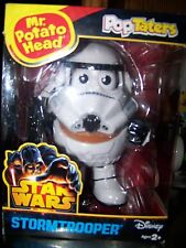 NEW Star Wars STORM TROOPER Mr. Potato Head Doll Toy Disney Pop Taters