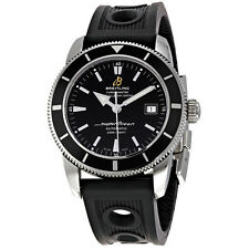 Breitling Superocean Heritage Black Dial Automatic Mens Watch A1732124-BA61BKOR