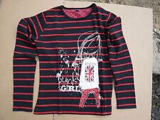 Tee shirt manches longues 12 ans fille