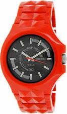 Bottone Rosso Unisex Diesel Bracelet Watch DZ1647