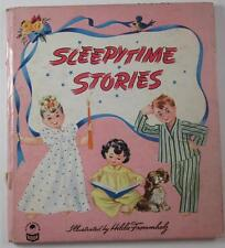 SLEEPYTIME STORIES 1948 WHITMAN COZY CORNER 1ST ED #2087 HILDA FROMMHOLZ