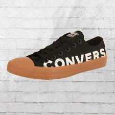 Converse Flache Sneaker Chucks CT AS OX Schuhe schwarz braun Frauen Männer Damen