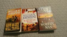 Lot Of 3 Books By William W. Johnstone
