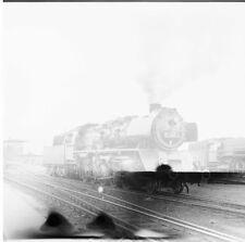1 x Eisenbahn Negativ DR Dampflok BR 50 3565-4 Halle - Halberstadt  ( 161