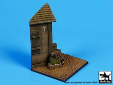 Blackdog Models 1/35 HOUSE CORNER Resin Display Base