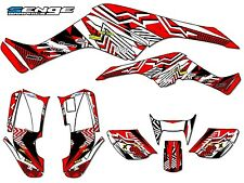 TRX250R TRX 250R 250 R GRAPHICS KIT ATV DECALS DECO 2001 2002 2003 2004 STICKERS